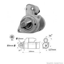 Starter Motor Demarreur Anlasser für Yanmar 124070-77010 119865-77013 S114-230..