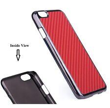 """Antichoque Fibra de Carbono Ultra Fino Case Funda para Iphone Iphone 6 4.7"""""""