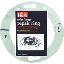 Toilet Flange Repair Ring Stainless Steel Replaces damaged toilet flange PLUMBIN