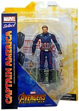 Marvel Select | Avengers: Infinity War | Captain America | Action Figure