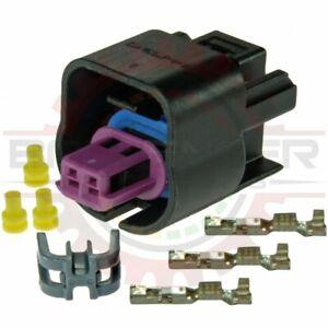 For GM Delphi / Packard - 2-way Shrouded GT 150 Sealed Female Kit for CLT/VSS