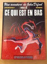 UNE ADVENTURE DE JOHN DIFOOL, CE QUI EST EN BAS, MOEBIUS | INCAL 3, 1983