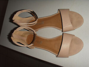"""CORELLI"" Beautiful Summer Shoes, Size 40, Low Heels, ""Sarah"""