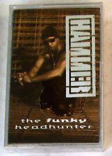 M.C. HAMMER - THE FUNKY HEADHUNTER - Musicassetta Cassette Tape MC K7 - Sealed