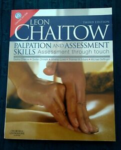 PALPATION AND ASSESSMENT SKILLS ASSESSMENT THROUGH TOUCH – THIRD EDITION