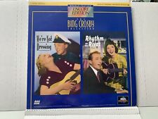 VINTAGE - THE BING CROSBY COLLECTION  - VIDEO LASERDISC  MCA UNIVERSAL 42070
