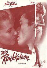 IFB 6907   WIE RAUBKATZEN   Alain Delon, Jane Fonda   Topzustand