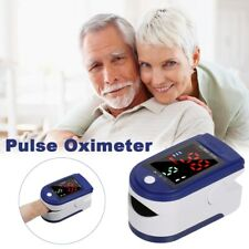 Fingertip Pulse Oximeter Oxygen Saturation Meter SPO2 PR Blood Monitor Finger
