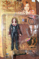 BTVS Buffy the Vampire Slayer Action Figure Previews Doppelgangland Willow NOC