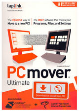 Laplink PCmover Ultimate I Includes Cable and SafeErase I Brand New Retail Box