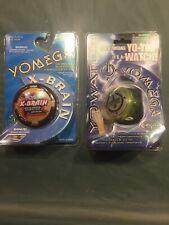 Yo-Yo Yomega X Brain And Fire Ball Watch