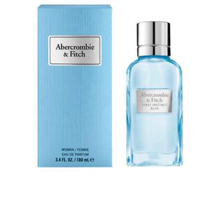 Abercrombie & Fitch First Instinct Blue For Her 100ML Eau de Parfum New