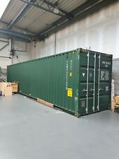 More details for 40ft high cube container