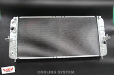 KKS 3 Row STAMP TANK Aluminum Radiator For 2001-2002 Oldsmobile Aurora