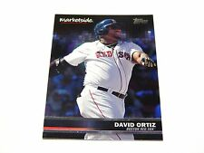2016 Topps Wal-Mart Marketplace Baseball Card David Ortiz Boston Red Sox