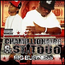 Chamillionaire & Stat Quo - Big Business 2CD NEU