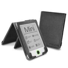 Cover-Up Flip Stand Cover Case for PocketBook Mini eReader - Black