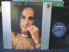 MARIA BETHANIA Passaro Da Manha '77 LP GATE Pássaro da Manhã Maria Bethânia oop!