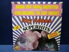 RAY ADAMS Hear my song, Violetta .. 45 PY 12092