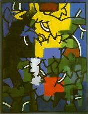 Johan HOUDART  né en 1961    - '' Forêt  II '' -