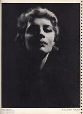 "Héliogravure - 1935 - "" Rosamond Pinchot "" by Hal Phyfe"