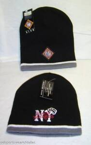 Black Negro Leagues Beanie NLBM New York Black Yankees NY MLB