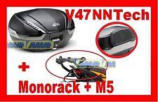 HONDA CB 500 X 13 MALETA BAULETTO V47NN TECNOLOGÍA+MARCO 1121FZ+M5 + ESPALDERA