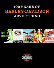100 Years of Harley-Davidson Advertising-ExLibrary