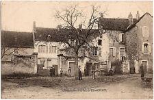 CHASSAGNE-MONTRACHET (21) - Vue du bourg
