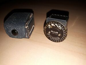 Vintage light meter Plus Meter
