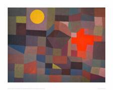 Paul Klee Paper Abstract Art Prints