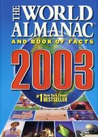World Almanac and Book of Facts 2003