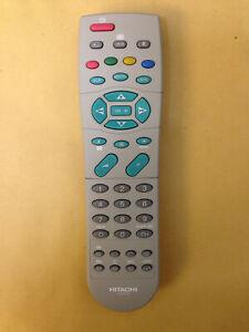 Hitachi CLE-941B TV Remote Control Genuine Hitachi Remote