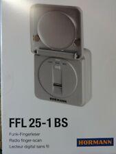 Hörmann Funkfingerlaser FFL 25-1 BS für Garagentorantrieb BiSecur