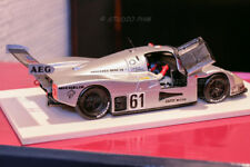 MERCEDES SAUBER VERSION UNIQUE 2° 24 H LE MANS 1989 1:43