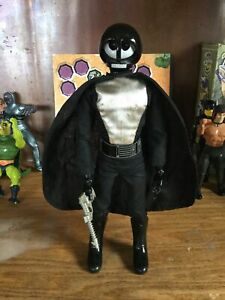 "Ideal Star Team Knight of Darkness 12"" Figure 1977 S.T.A.R. With Gun"