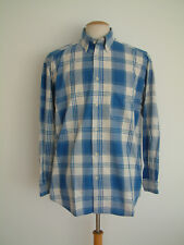GIORGIO ARMANI 90's VINTAGE SHIRT..SPELL OUT ERA..LARGE..1990's..BOLD..CASUALS