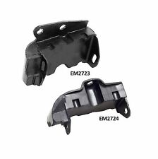 2 PCS FRONT LEFT & RIGHT MOTOR MOUNT For 1969-1972 Ford CUSTOM 500 7.0L 429