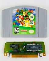 Nintendo N64 Game Super Mario 64 Players Choice Authentic, Tested, Free Shipping