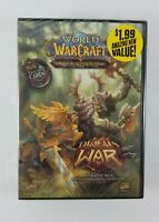 2008 World of Warcraft WOW Drums of War TCG PVP Battle Deck Blizzard New Sealed