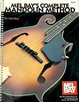 Mel Bay's Complete Mandolin Method Book 1987 by Mel Bay MB93221