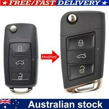 Modified Car Remote Key Shell Replacement For VW Volkswagen Golf Polo R Tiguan