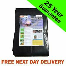 More details for pond liner with 25 year guarantee. next day delivery