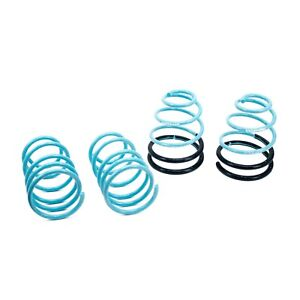 Godspeed Traction-S Performance Lowering Springs For 05-11 Porsche Boxster (987)