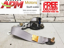 GM DAEWOO KALOS 02 - 04 Nearside Rear 3 Point Seatbelt in Grey