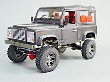 RC 1/10 Land Rover DEFENDER 90 Rock Crawler 4X4 BLACK 8.4V RTR