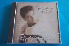 "RICHARD MARX ""PAID VACATION "" CD 1993 CAPITOL RECORDS SEALED"