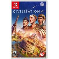 Sid Meier's Civilization VI (Nintendo Switch, 2018) NEW