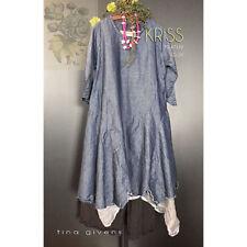 "TINA GIVENS ""KRISS DRESS"" Sewing Pattern"