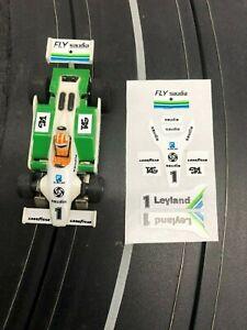 Aurora G+ Thermal Print Decals Leyland Saudia #1